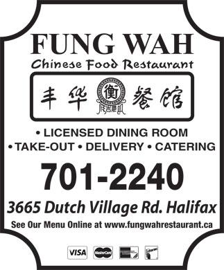 Restaurant coupon halifax