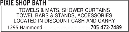Ads Pixie Shop Bath