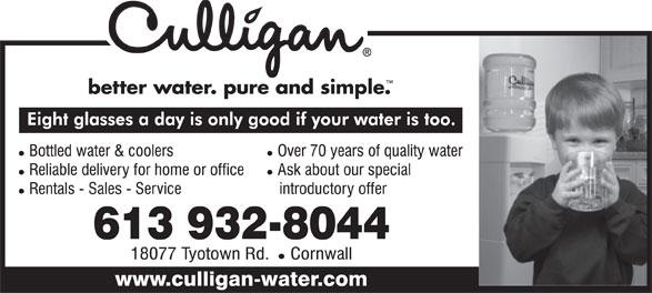 Culligan Hi Flo 3 Service Manual