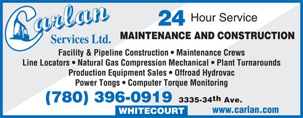 Ads Carlan Services Ltd