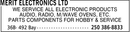 Ads Merit Electronics Ltd