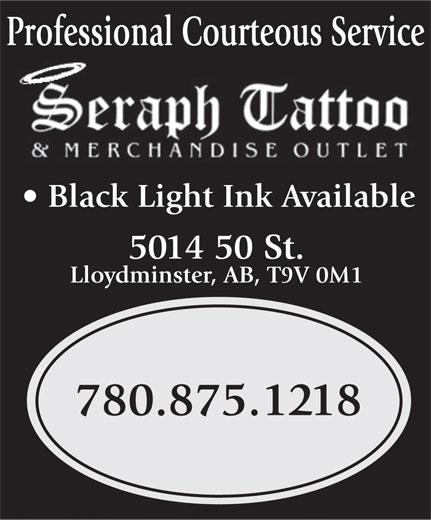 Ads Seraph Tattoo