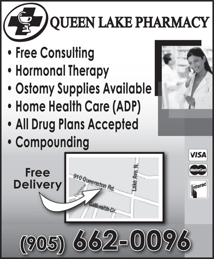Ads Queen Lake Pharmacy