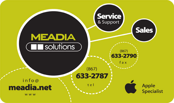 MEADIAsolutions (867-633-2787) - Display Ad -