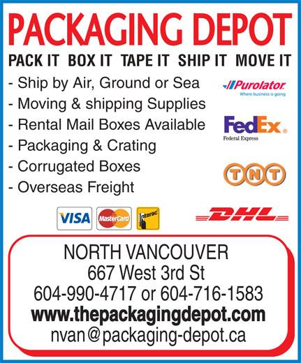 Ads Packaging Depot