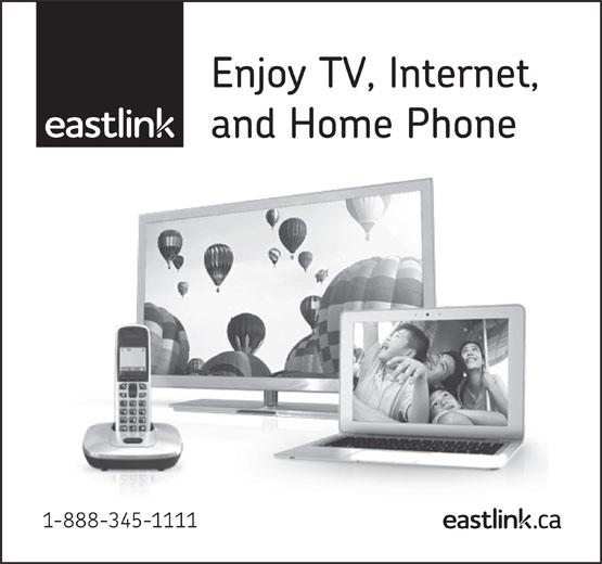 Eastlink (1-855-714-4940) - Annonce illustrée======= -