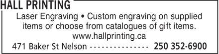 Ads Hall Printing