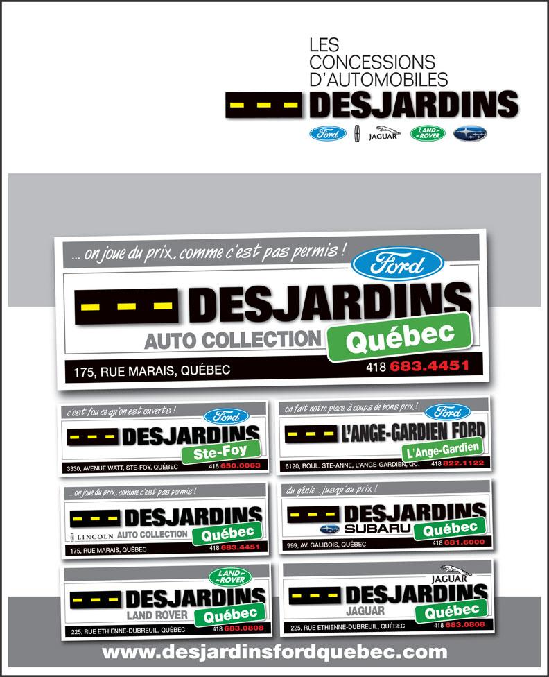 Desjardins Subaru (418-681-6000) - Annonce illustrée======= -
