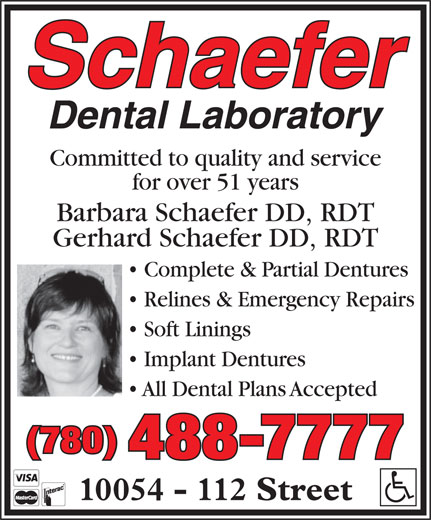 Ads Schaefer Denture Clinics