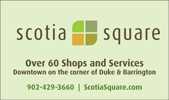 Scotia Square Mall (902-429-3660) - Display Ad -