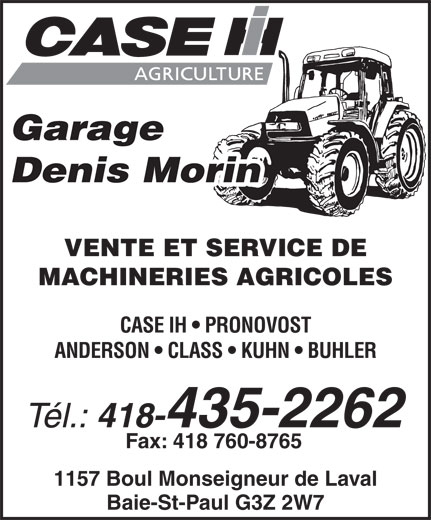 Ads Garage Denis Morin Inc