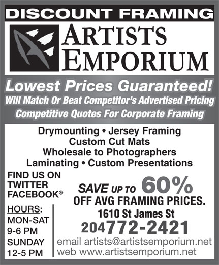 Ads Artists Emporium
