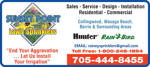 Ads Sunset Point Property Services Ltd