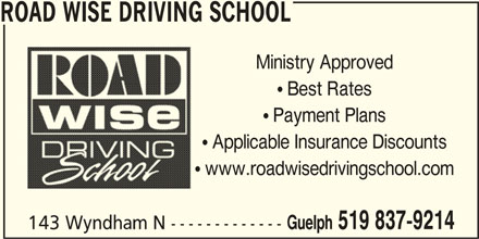 Ads Road Wise Driving School