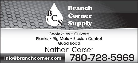 Ads Branch Corner Supply