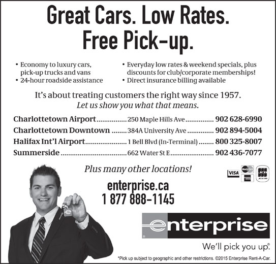 Enterprise Car Rentals Concord Ca