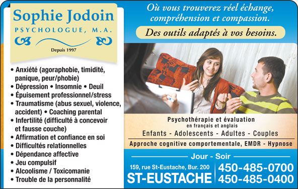 Rencontre aa st-eustache