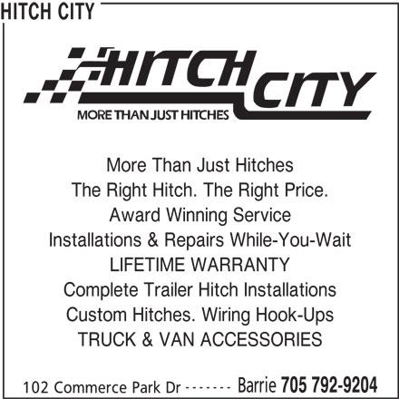 Ads Hitch City