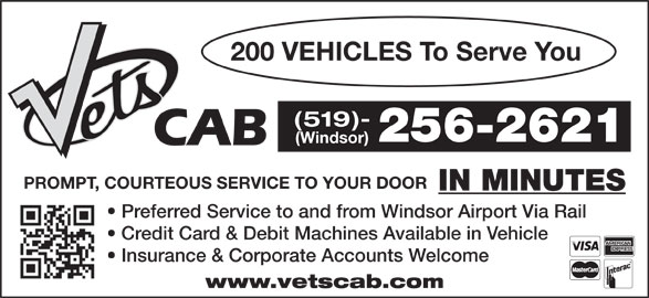 Ads Veteran Cab