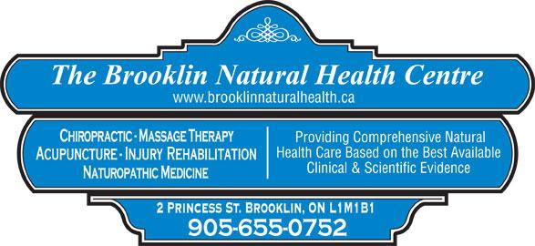 Active Natural Health Brooklin