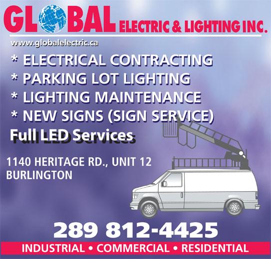 Global Electric & Lighting Inc