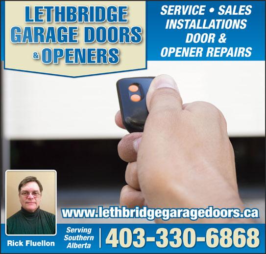 Ads Lethbridge Garage Doors & Openers