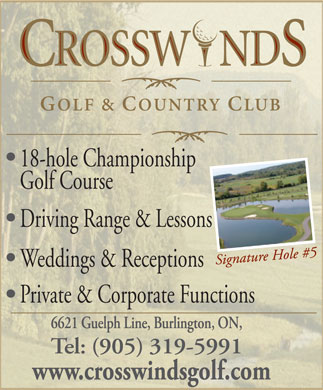Crosswinds Golf &amp; Country (905-319-5991) - Annonce illustr&eacute;e - 18-hole Championship Golf Course Driving Range &amp; Lessons Weddings &amp; Receptions Private &amp; Corporate Functions www.crosswindsgolf.com 18-hole Championship Golf Course Driving Range &amp; Lessons Weddings &amp; Receptions Private &amp; Corporate Functions www.crosswindsgolf.com  18-hole Championship Golf Course Driving Range &amp; Lessons Weddings &amp; Receptions Private &amp; Corporate Functions www.crosswindsgolf.com  18-hole Championship Golf Course Driving Range &amp; Lessons Weddings &amp; Receptions Private &amp; Corporate Functions www.crosswindsgolf.com  18-hole Championship Golf Course Driving Range &amp; Lessons Weddings &amp; Receptions Private &amp; Corporate Functions www.crosswindsgolf.com  18-hole Championship Golf Course Driving Range &amp; Lessons Weddings &amp; Receptions Private &amp; Corporate Functions www.crosswindsgolf.com  18-hole Championship Golf Course Driving Range &amp; Lessons Weddings &amp; Receptions Private &amp; Corporate Functions www.crosswindsgolf.com  18-hole Championship Golf Course Driving Range &amp; Lessons Weddings &amp; Receptions Private &amp; Corporate Functions www.crosswindsgolf.com  18-hole Championship Golf Course Driving Range &amp; Lessons Weddings &amp; Receptions Private &amp; Corporate Functions www.crosswindsgolf.com  18-hole Championship Golf Course Driving Range &amp; Lessons Weddings &amp; Receptions Private &amp; Corporate Functions www.crosswindsgolf.com  18-hole Championship Golf Course Driving Range &amp; Lessons Weddings &amp; Receptions Private &amp; Corporate Functions www.crosswindsgolf.com  18-hole Championship Golf Course Driving Range &amp; Lessons Weddings &amp; Receptions Private &amp; Corporate Functions www.crosswindsgolf.com  18-hole Championship Golf Course Driving Range &amp; Lessons Weddings &amp; Receptions Private &amp; Corporate Functions www.crosswindsgolf.com  18-hole Championship Golf Course Driving Range &amp; Lessons Weddings &amp; Receptions Private &amp; Corporate Functions www.crosswindsgolf.com  18-hole Championship Golf Course Driving Range &amp; Lessons Weddings &amp; Receptions Private &amp; Corporate Functions www.crosswindsgolf.com  18-hole Championship Golf Course Driving Range &amp; Lessons Weddings &amp; Receptions Private &amp; Corporate Functions www.crosswindsgolf.com  18-hole Championship Golf Course Driving Range &amp; Lessons Weddings &amp; Receptions Private &amp; Corporate Functions www.crosswindsgolf.com  18-hole Championship Golf Course Driving Range &amp; Lessons Weddings &amp; Receptions Private &amp; Corporate Functions www.crosswindsgolf.com  18-hole Championship Golf Course Driving Range &amp; Lessons Weddings &amp; Receptions Private &amp; Corporate Functions www.crosswindsgolf.com