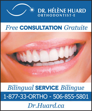 Huard Hélène Dre (506-801-8823) - Display Ad