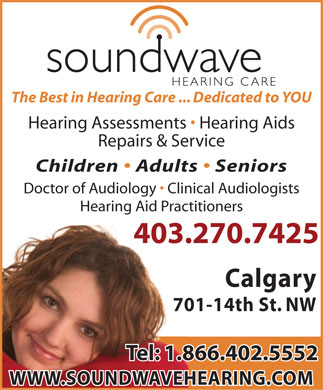 Tinnitus treatment calgary