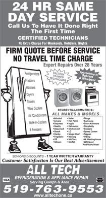 Appliance Repair Ge Appliance Warranty Repair