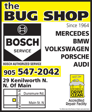 Bug Shop The (905-547-2042) - Annonce illustrée - Since 1964 MERCEDES BMW VOLKSWAGEN PORSCHE BOSCH AUTHORIZED SERVICE AUDI 547-2042 905 29 Kenilworth N. N. Of Main Dunsmure Rd. Kenliworth N Main St. N Since 1964 MERCEDES BMW VOLKSWAGEN PORSCHE BOSCH AUTHORIZED SERVICE AUDI 547-2042 905 29 Kenilworth N. N. Of Main Dunsmure Rd. Kenliworth N Main St. N  Since 1964 MERCEDES BMW VOLKSWAGEN PORSCHE BOSCH AUTHORIZED SERVICE AUDI 547-2042 905 29 Kenilworth N. N. Of Main Dunsmure Rd. Kenliworth N Main St. N  Since 1964 MERCEDES BMW VOLKSWAGEN PORSCHE BOSCH AUTHORIZED SERVICE AUDI 547-2042 905 29 Kenilworth N. N. Of Main Dunsmure Rd. Kenliworth N Main St. N  Since 1964 MERCEDES BMW VOLKSWAGEN PORSCHE BOSCH AUTHORIZED SERVICE AUDI 547-2042 905 29 Kenilworth N. N. Of Main Dunsmure Rd. Kenliworth N Main St. N  Since 1964 MERCEDES BMW VOLKSWAGEN PORSCHE BOSCH AUTHORIZED SERVICE AUDI 547-2042 905 29 Kenilworth N. N. Of Main Dunsmure Rd. Kenliworth N Main St. N  Since 1964 MERCEDES BMW VOLKSWAGEN PORSCHE BOSCH AUTHORIZED SERVICE AUDI 547-2042 905 29 Kenilworth N. N. Of Main Dunsmure Rd. Kenliworth N Main St. N