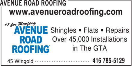 Avenue Road Roofing (647-495-8343) - Annonce illustrée - www.avenueroadroofing.com Shingles   Flats   Repairs Over 45,000 Installations in The GTA  www.avenueroadroofing.com Shingles   Flats   Repairs Over 45,000 Installations in The GTA  www.avenueroadroofing.com Shingles   Flats   Repairs Over 45,000 Installations in The GTA  www.avenueroadroofing.com Shingles   Flats   Repairs Over 45,000 Installations in The GTA  www.avenueroadroofing.com Shingles   Flats   Repairs Over 45,000 Installations in The GTA
