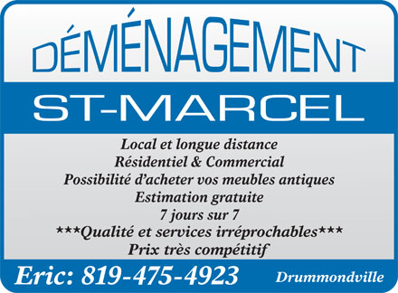 d m nagement st marcel 207 rue saint marcel drummondville qc. Black Bedroom Furniture Sets. Home Design Ideas