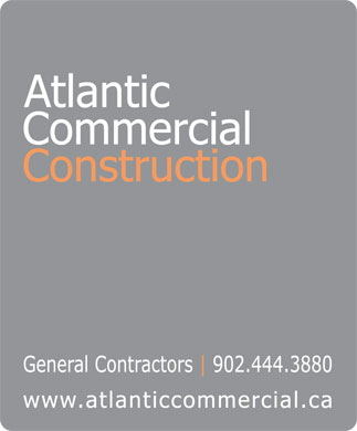 Atlantic Commercial Construction Ltd (902-444-3880) - Display Ad