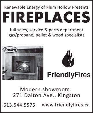 Friendly Fires (613-544-5575) - Display Ad