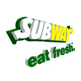 logo Subway Sandwiches &amp; Salads